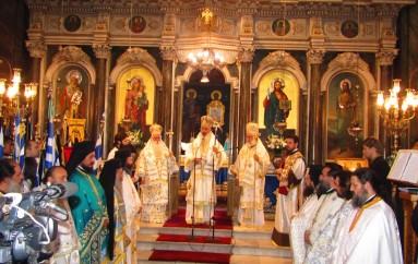 """Ο Εορτάσμος των """"Ελευθερίων"""" στην Αλεξανδρούπολη (ΦΩΤΟ)"""