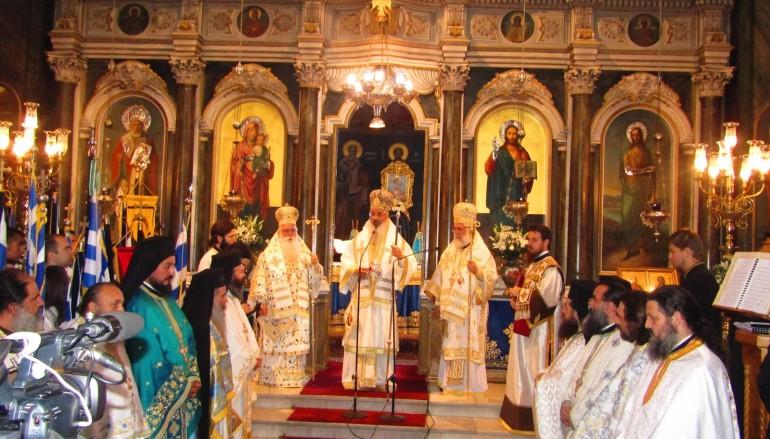 Ο Εορτάσμος των «Ελευθερίων» στην Αλεξανδρούπολη (ΦΩΤΟ)