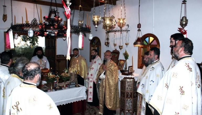 Η εορτή του Αγ. Δήμου του Αλιέως στην Ιστιαία Ευβοίας (ΦΩΤΟ)