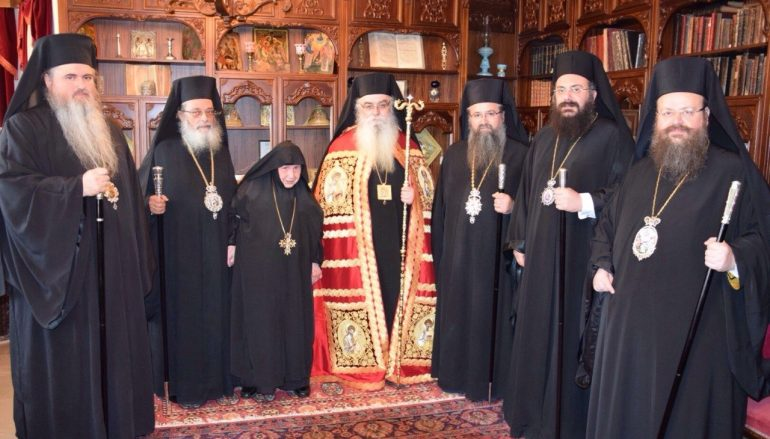 Η Ιερά Μονή Μακρυνού Μεγάρων εόρτασε τον προστάτη της (ΦΩΤΟ)