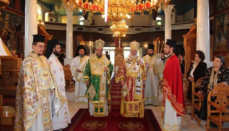 Η εορτή του Αγίου Ιερομάρτυρος Κυρίλλου στην Ορεστιάδα (ΦΩΤΟ)