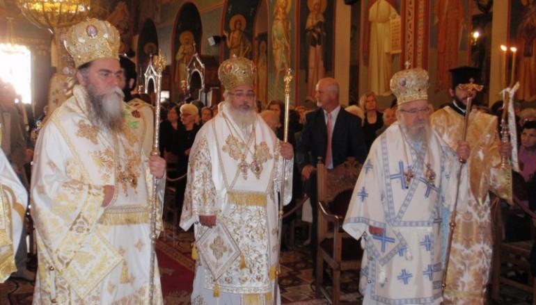 Πάνδημος εορτασμός για τον Πολιούχο Αγρινίου (ΦΩΤΟ)