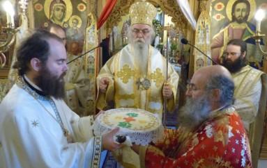 Την Παναγία Πορταΐτισσα εόρτασε η Ι. Μητρόπολη Καστορίας (ΦΩΤΟ)