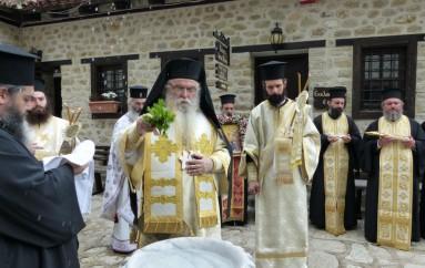 Πασχάλια Ιερατική Συνάντηση στην Ιερά Μονή Μαυριωτίσσης (ΦΩΤΟ)