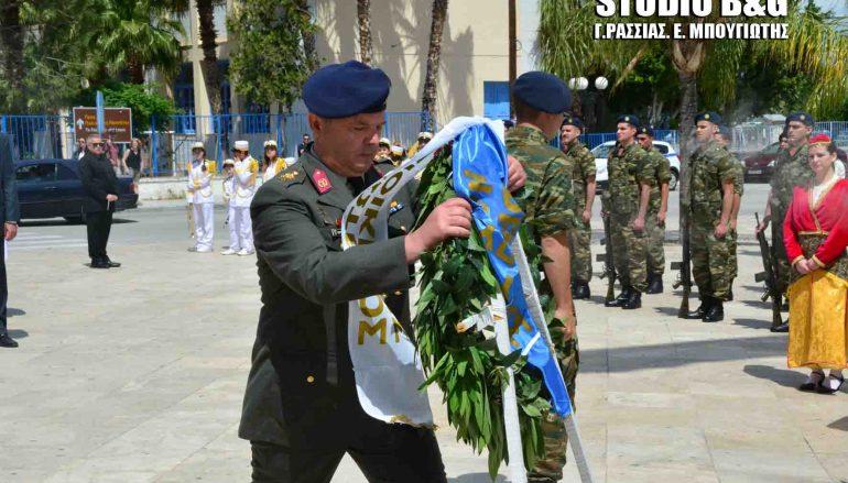 Το Ναύπλιο τίμησε την Γενοκτονία των Ποντίων (ΦΩΤΟ)