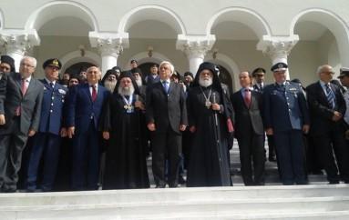 Στο Άγιον Όρος ο Πρόεδρος της Δημοκρατίας (ΦΩΤΟ)