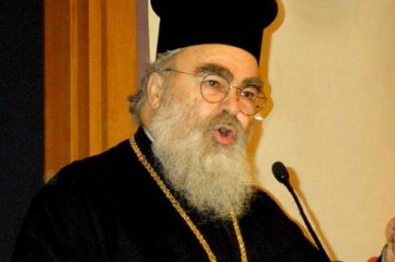 """Επίσκοπος Δωδώνης: """"Ετοίμαζαν πραξικόπημα και στην Εκκλησία!"""""""