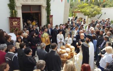 Η εορτή του Αγίου Ιωάννου του Θεολόγου στην Κρήτη (ΦΩΤΟ)