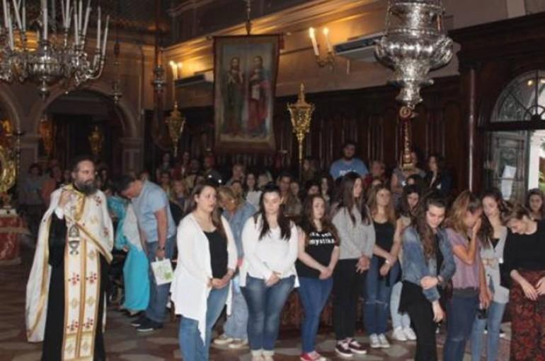 Παράκληση για τους υποψηφίους των Πανελληνίων στην Κέρκυρα (ΦΩΤΟ)