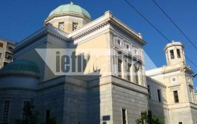 «Αποκαλυπτήρια» για τον Ιερό Ναό Κωνσταντίνου και Ελένης στην Ομόνοια (ΦΩΤΟ)