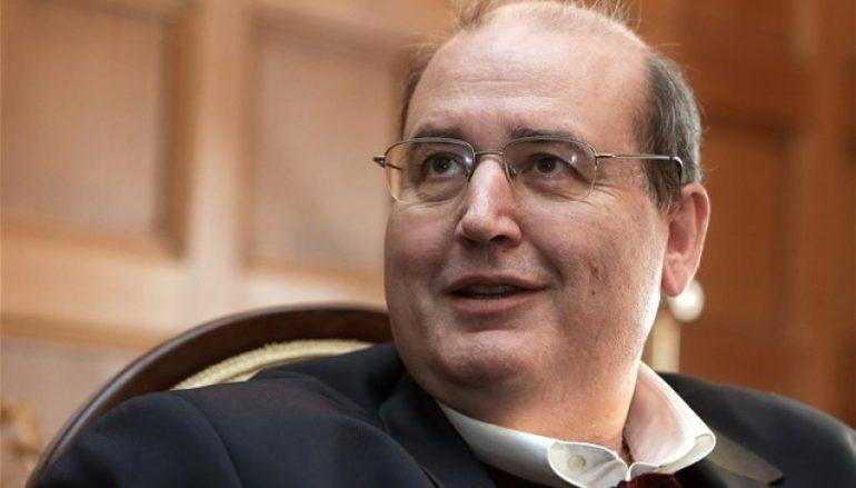 Νίκος Φίλης: Άμεση εφαρμογή του προγράμματος για τα Θρησκευτικά