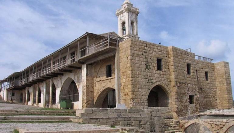 Ολοκληρώνεται η Α' φάση αναστήλωσης του Μοναστηριού του Απ. Ανδρέα