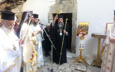 Η εορτή των Αγίων Πέντε Κανονικών Παρθένων στην Αργυρούπολη Ρεθύμνου (ΦΩΤΟ)