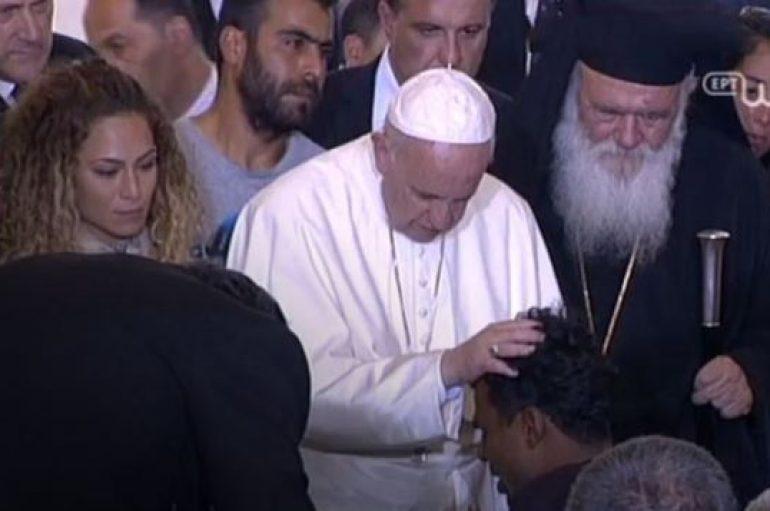 """Ο """"φτωχούλης του Θεού"""" Πάπας Φραγκίσκος Α΄"""
