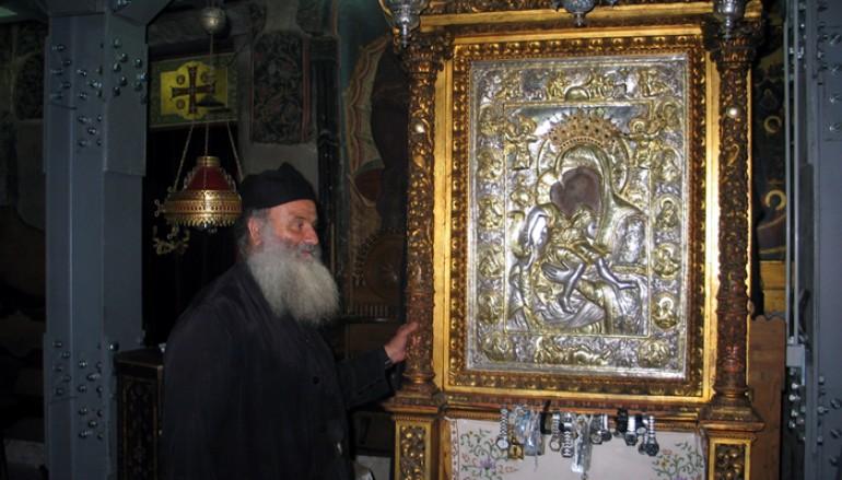 Η θαυματουργή εικόνα της Παναγίας του «Άξιον Eστί»