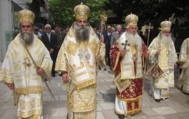 Η Θήβα εόρτασε τον πολιούχο της Άγιο Ιωάννη τον Καλοκτένη (ΦΩΤΟ)