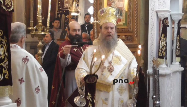 Η εορτή των Αγίων Κωνσταντίνου κι Ελένης στην Τρίπολη (ΦΩΤΟ – ΒΙΝΤΕΟ)