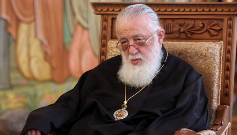 Επιστολή του Πατριάρχη Γεωργίας στον Οικ. Πατριάρχη για τη Μεγάλη Σύνοδο