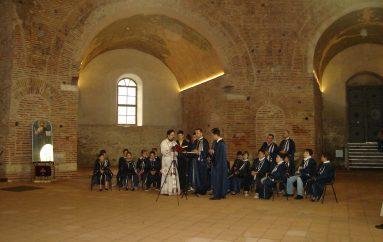 Η εορτή της Πεντηκοστής στη Ροτόντα Θεσσαλονίκης (ΦΩΤΟ)