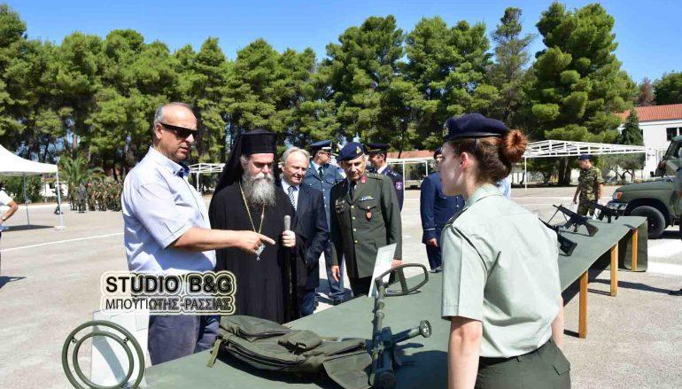 Ο Επίσκοπος Επιδαύρου στο ΚΕΜΧ Ναυπλίου (ΦΩΤΟ)