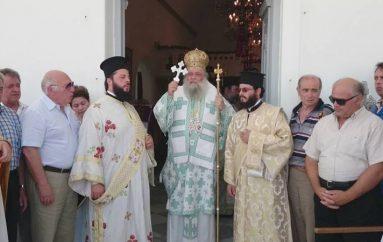 Η εορτή του Αγίου Αθανασίου του Παρίου στη γενέτειρά του (ΦΩΤΟ)