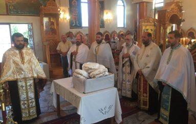 Η εορτή των Αγίων Αποστόλων Πέτρου και Παύλου στην Ι. Μ. Ηλείας (ΦΩΤΟ)