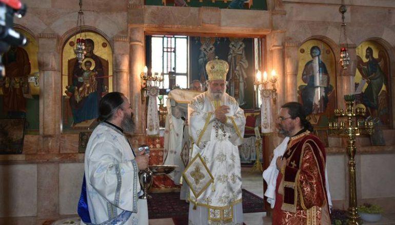 Η εορτή του Προφήτη Ελισσαίου στο Πατριαρχείο Ιεροσολύμων (ΦΩΤΟ – ΒΙΝΤΕΟ)