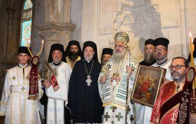 Η εορτή του Αγίου Πνεύματος στην Αγία Σιών (ΦΩΤΟ – ΒΙΝΤΕΟ)