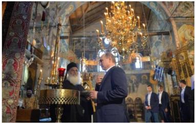 Ο Πούτιν Δίδαξε Ορθοδοξία στούς …Διδάξαντες!