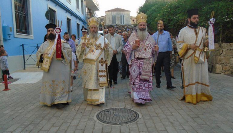 Η εορτή του Οσίου Πατρός Παναγή Παϊσίου (Μπασιά) στο Ληξούρι (ΦΩΤΟ)