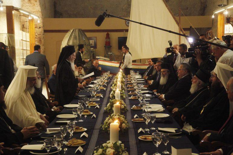 Μήνυμα ενότητας από τον Οικουμενικό Πατριάρχη Βαρθολομαίο (ΦΩΤΟ)