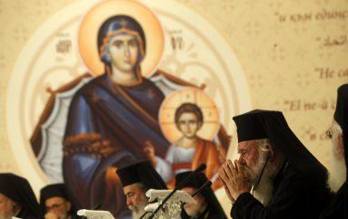 Αρχιεπίσκοπος Αθηνών: «Τίποτε δεν έχει χαθεί χρειάζονται αγώνες και θυσίες»