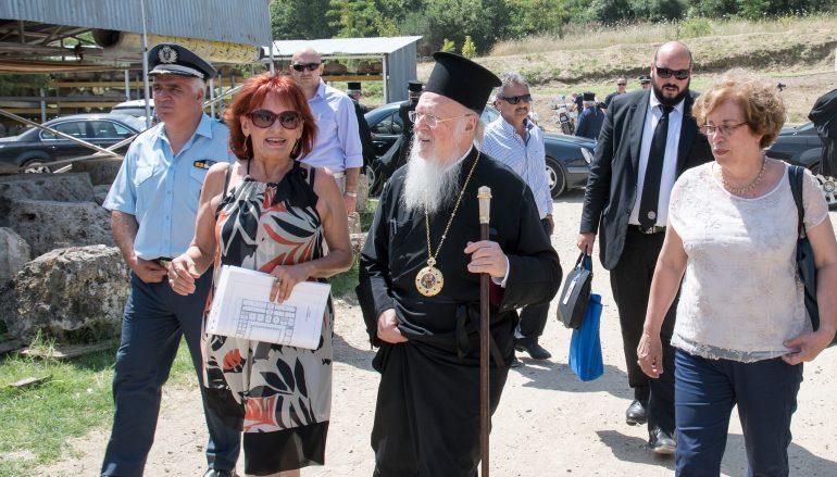 Οι επισκέψεις του Οικ. Πατριάρχη στην Ημαθία (ΦΩΤΟ)
