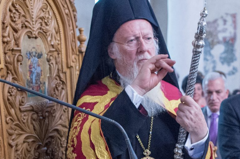Μήνυμα του Οικ. Πατριάρχη για τους πρόσφυγες και τους διωγμούς χριστιανών