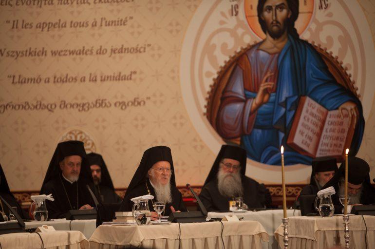 Οικ. Πατριάρχης: Όσοι Πατριάρχες λείπουν από τις Συνόδους γίνονται «αιρετικοί»