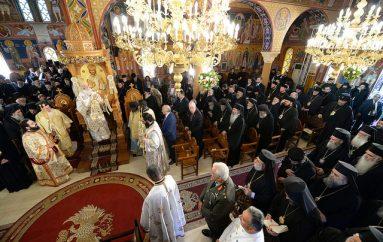 Πρώτη Θεία Λειτουργία των Προκαθημένων στην Κίσσαμο (ΦΩΤΟ)