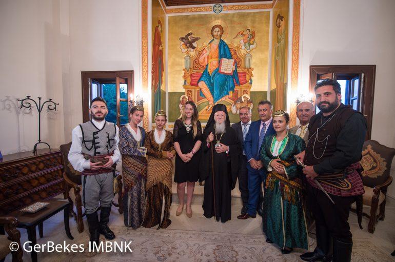 Προσκύνημα του Οικ. Πατριάρχου στην Παναγία Σουμελά στο Βέρμιο (ΦΩΤΟ)
