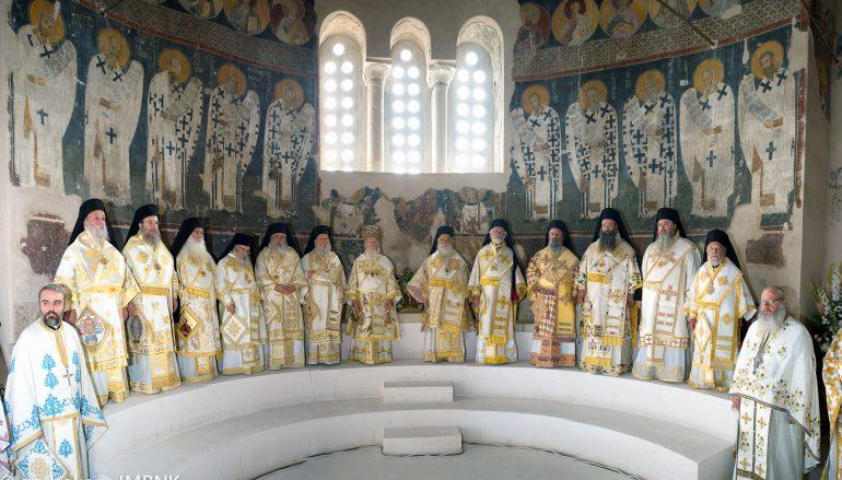 Πατριαρχική Θεία Λειτουργία στην Ι. Μητρόπολη Βεροίας (ΦΩΤΟ)