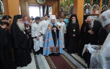 Η εορτή του Αγίου Λουκά στην Κριμαία (ΦΩΤΟ)
