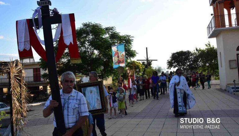Η Απόδοση της εορτής του Πάσχα στα Πυργιώτικα Ναυπλίου (ΦΩΤΟ-ΒΙΝΤΕΟ)