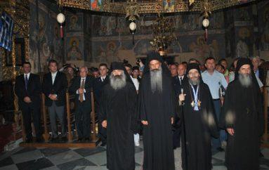 Νέος Πρωτεπιστάτης του Αγίου Όρους, ο Γέροντας Βαρνάβας ο Βατοπαιδινός