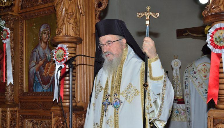 Εορτασμός της Παναγίας «Άξιον Εστιν» στη Λεύκα Αγρινίου (ΦΩΤΟ)