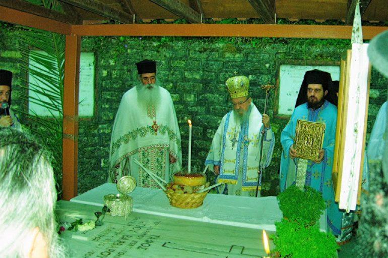 Ολοκληρώθηκε το προσκύνημα του Αγίου Βαρβάρου στο Ξηρόμερο (ΦΩΤΟ)