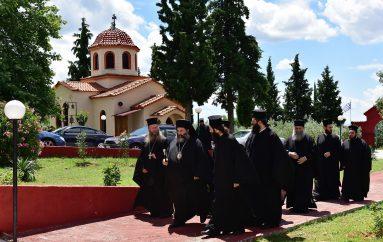 Γενική Ιερατική Σύναξη στην Ι. Μητρόπολη Λαγκαδά (ΦΩΤΟ)