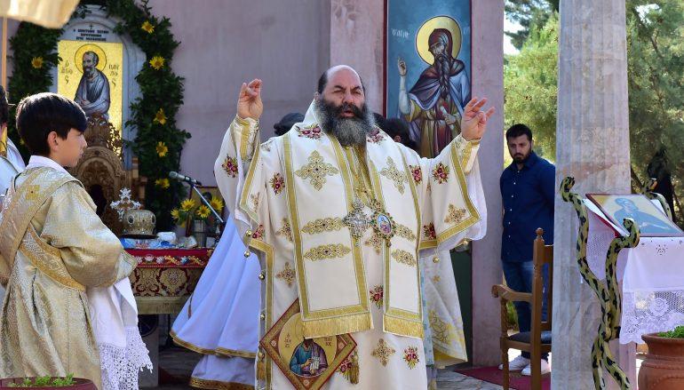Η εορτή των Αποστόλων Πέτρου και Παύλου στην Ι. Μ. Λαγκαδά (ΦΩΤΟ)