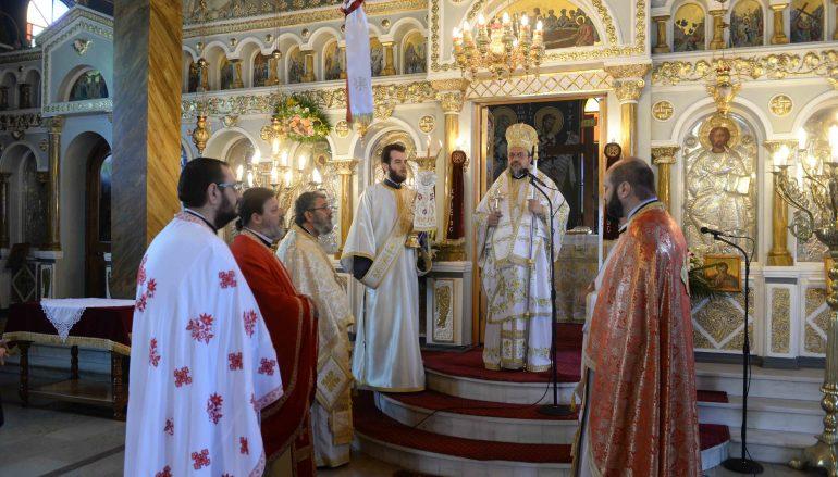 Ο Εορτασμός της Αποδόσεως του Πάσχα στην Καλαμάτα (ΦΩΤΟ)