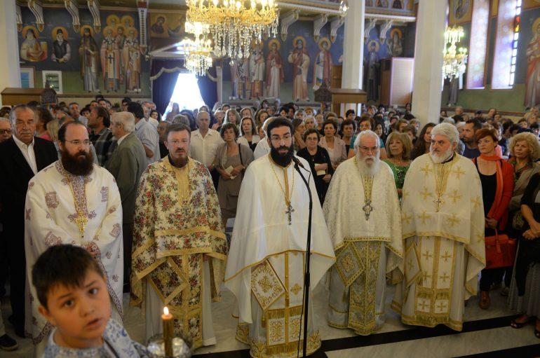 Η εορτή της Αναλήψεως του Χριστού στην Καλαμάτα (ΦΩΤΟ)