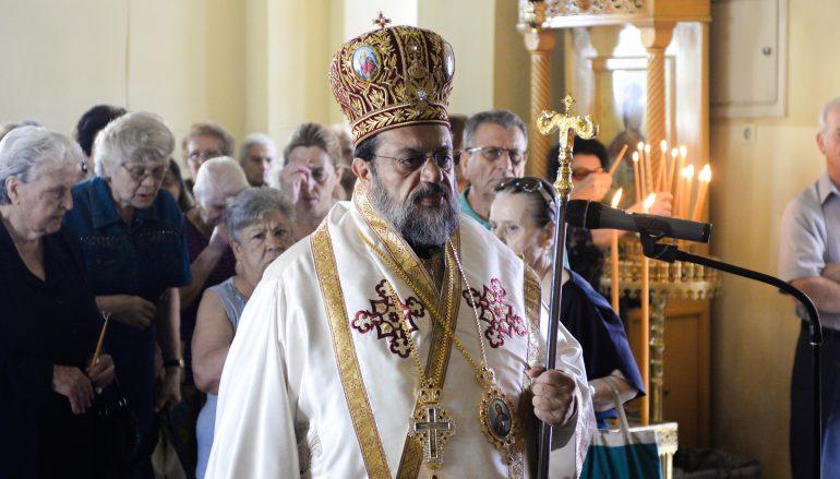 Ο Μητροπολίτης Μεσσηνίας στο προσκύνημα των Αγ. Αποστόλων Καλαμάτας (ΦΩΤΟ)