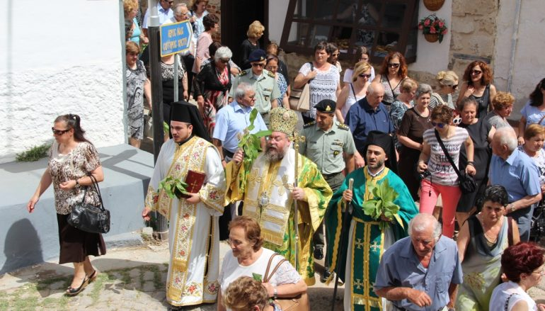Εορταστικές εκδηλώσεις για την θαυματουργική διάσωση του Κάστρου στην Ι. Μ. Διδυμοτείχου (ΦΩΤΟ)