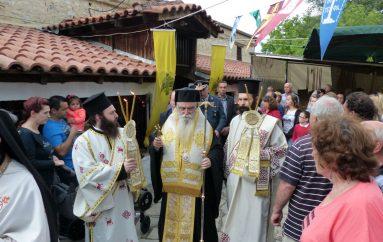 """Καστορίας Σεραφείμ : """"Να φυλάξουμε την πίστη μας στο πρόσωπο του Χριστού"""" (ΦΩΤΟ)"""